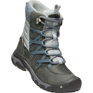 Keen Hoodoo III Lace Up Shoes Dam turbulence/wrou turbulence/wrou