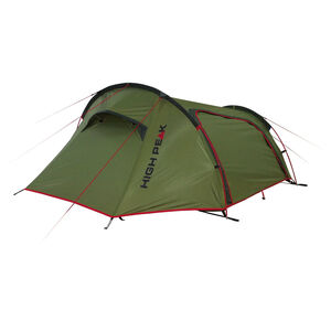 High Peak Sparrow 2 Tent pesto/red pesto/red