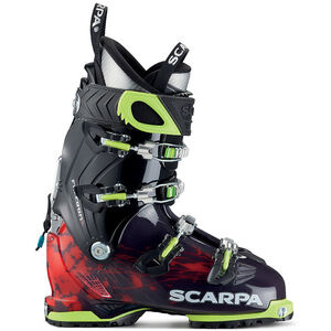 Scarpa Freedom SL Ski Boots Herr anthrazite/red orange anthrazite/red orange