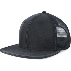 Prana Karma Trucker Hat solid black solid black
