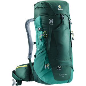Deuter Futura Pro 36 Backpack forest-alpinegreen forest-alpinegreen