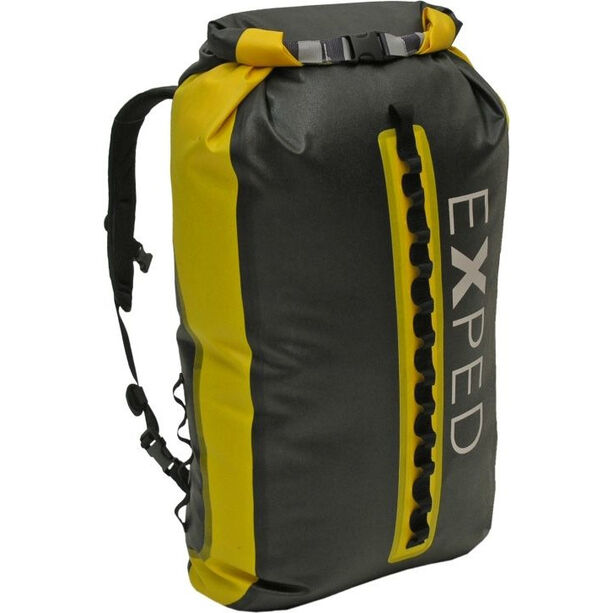 Exped Work & Rescue 50 black/yellow