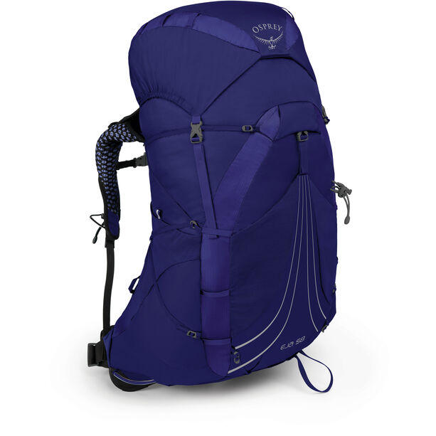 Osprey Eja 58 Backpack Dam equinox blue
