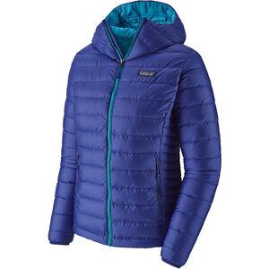 Patagonia Down Sweater Hoody Dam cobalt blue cobalt blue