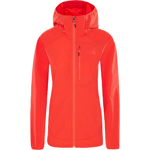 The North Face North Dome Stretch Wind Jacket Dam juicy red juicy red