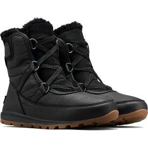 Sorel Whitney Short Lace Premium Shoes Dam black black