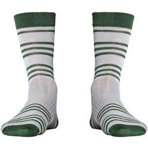 Röjk Everyday Merino Socks juniper striped juniper striped