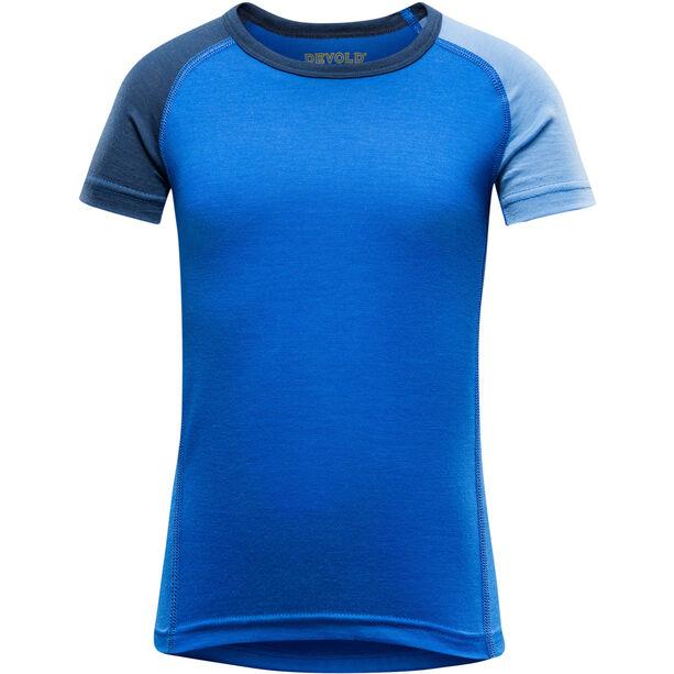 Devold Breeze T-Shirt Barn royal