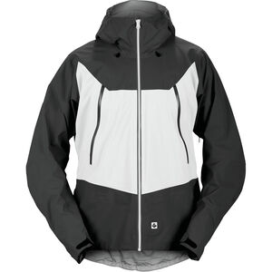 Sweet Protection Salvation Jacket Herr charcoal gray/snow white charcoal gray/snow white