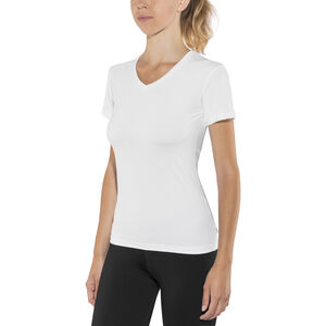 Craft Essential VN SS Shirt Dam white white