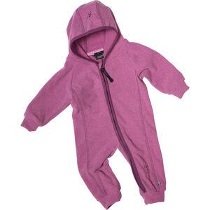 Isbjörn Lynx Jumpsuit Spädbarn dusty pink dusty pink