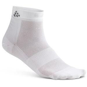 Craft Greatness Mid Socks 3-Pack white white