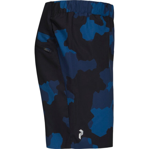Peak Performance Fremont Print Shorts Herr pattern