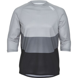 POC Essential Enduro Light 3/4 Jersey Herr francium multi grey francium multi grey