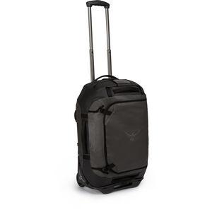 Osprey Rolling Transporter 40 Duffel Bag black black