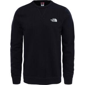 The North Face Street Fleece Pullover Herr TNF Black/TNF White TNF Black/TNF White