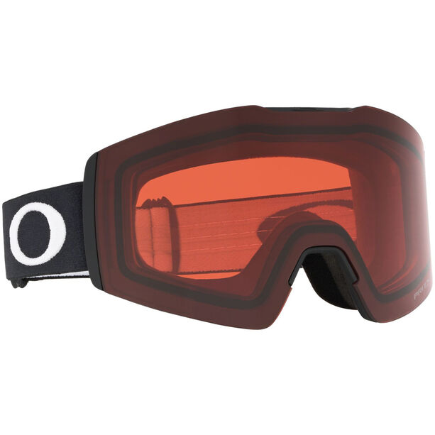 Oakley Fall Line XM Snow Goggles Dam black/prizm snow rose