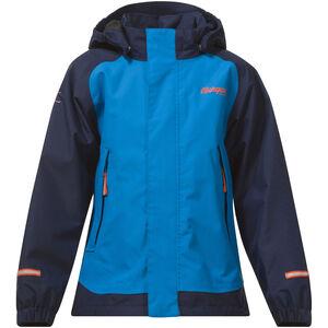 Bergans Knatten Jacket Barn light sea blue/navy
