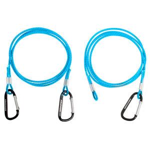 Swimrunners Hook Cord Pull Belt 3m blue blue