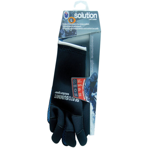 Sea to Summit Neo Paddle Gloves M black
