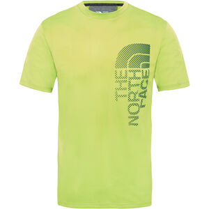 The North Face Ondras S/S Tee Herr lime green lime green