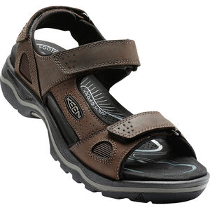 Keen Rialto II 3 Point Sandals Herr dark earth/black dark earth/black