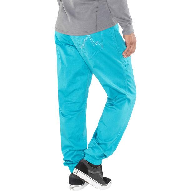La Sportiva Sandstone Pants Herr tropic blue