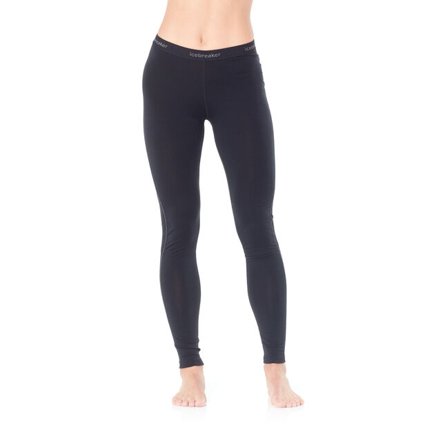 Icebreaker 200 Zone Leggings Dam black/mineral