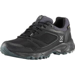 Haglöfs Trail Fuse GT Shoes Dam true black true black