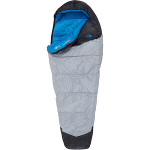 The North Face Blue Kazoo Sleeping Long Bag Herr high rise grey/hyper blue high rise grey/hyper blue
