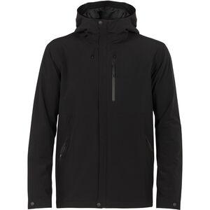 Icebreaker Stratus Transcend Hooded Jacket Herr black black