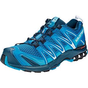 Salomon XA Pro 3D Shoes Herr mykonos blue/reflecting pond/white mykonos blue/reflecting pond/white