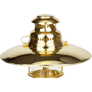 Petromax Top Reflector HK350/HK500 brass polished brass polished
