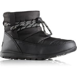 Sorel Whitney Short Boots Dam black black