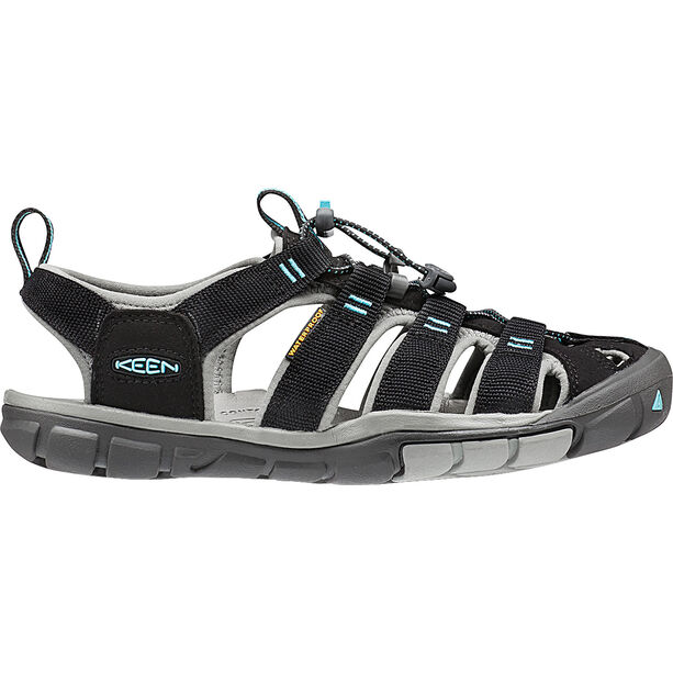 Keen Clearwater CNX Sandals Dam black/radiance
