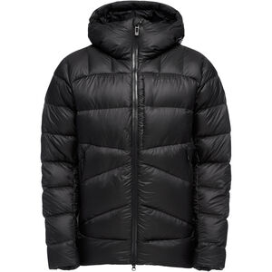Black Diamond Vision Down Parka Herr Black Black