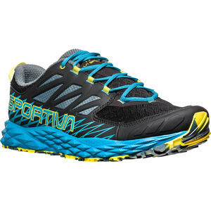 La Sportiva Lycan Shoes Herr black/tropic blue black/tropic blue