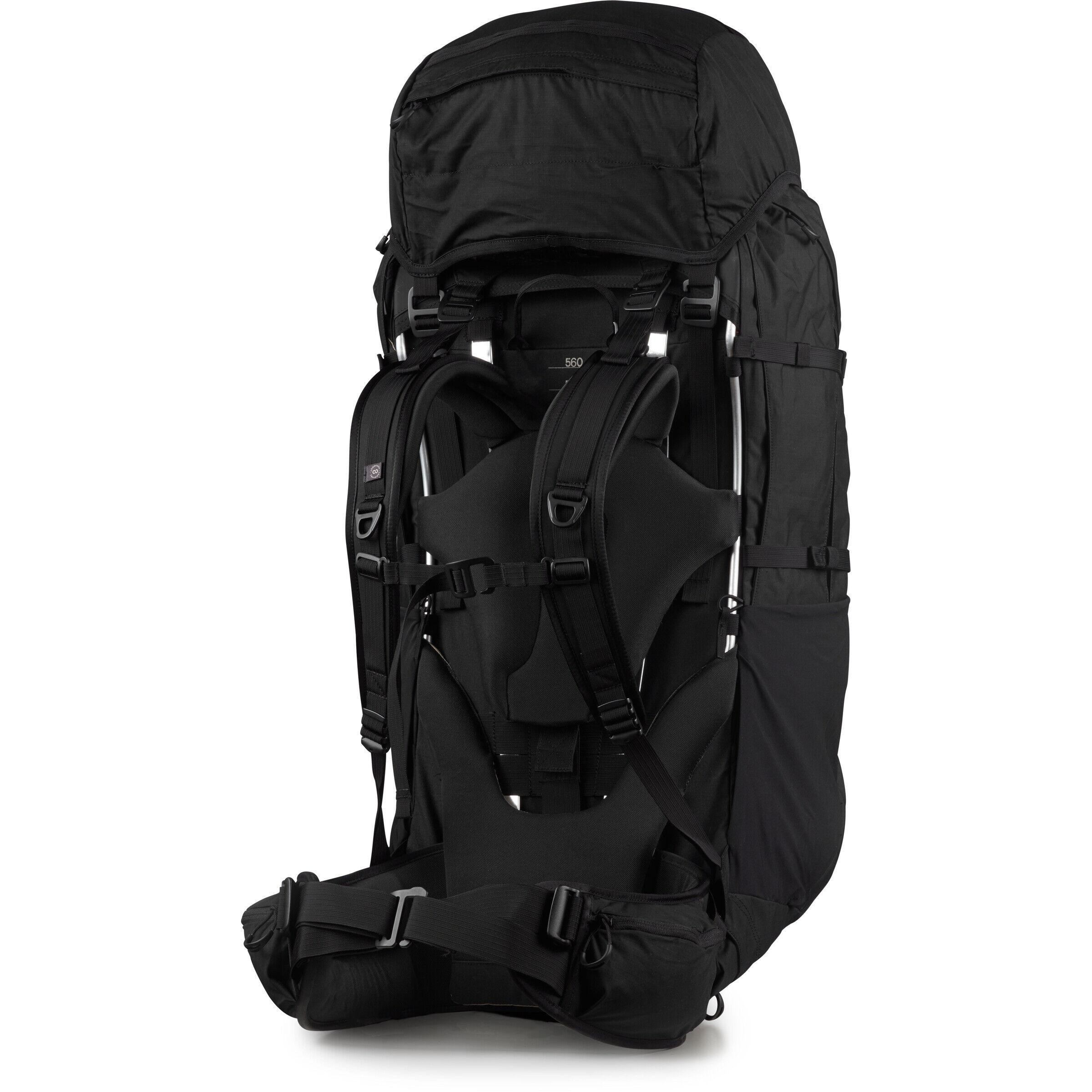 Lundhags Gnaur 90 Backpack black