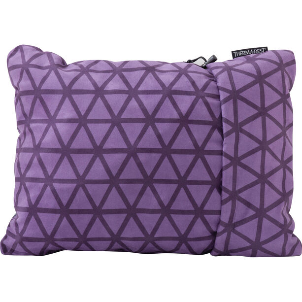 Therm-a-Rest Compressible Pillow small amethyst amethyst