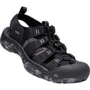 Keen Newport H2 Sandals Herr black/swirl outsole black/swirl outsole