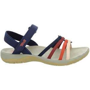 Teva Elzada Sandals Dam eclipse multi