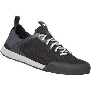 Black Diamond Session Shoes Women black/atmosphere black/atmosphere