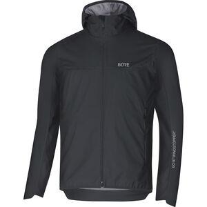 GORE WEAR H5 Gore Windstopper Insulated Hooded Jacket Herr black/terra grey black/terra grey