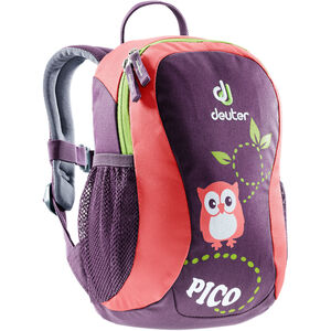 Deuter Pico Backpack Barn plum-coral plum-coral
