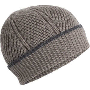 Icebreaker Waypoint Beanie Toast Heather Toast Heather