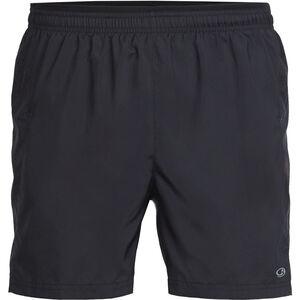 Icebreaker Strike Lite Shorts Herr black/black black/black