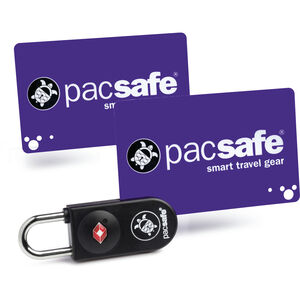 Pacsafe Prosafe 750 TSA Accepted Key-Card Lock black black