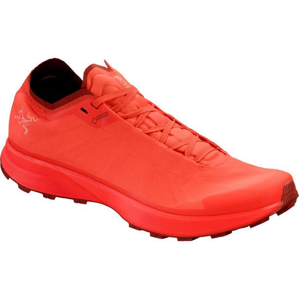 Arc'teryx Norvan SL GTX Shoes Dam aurora/infrared