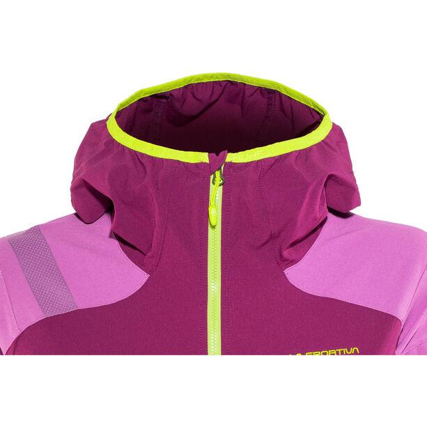 La Sportiva TX Light Jacket Dam plum/purple