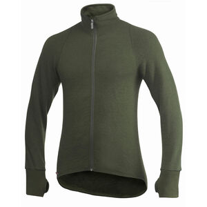 Woolpower 400 Full Zip Thermo Jacket pine green pine green